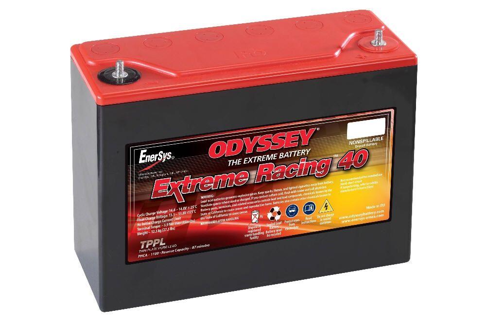 Batterie sigillate con tecnologia AGM