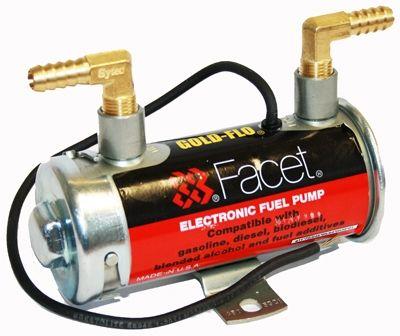 Pompe benzina FACET