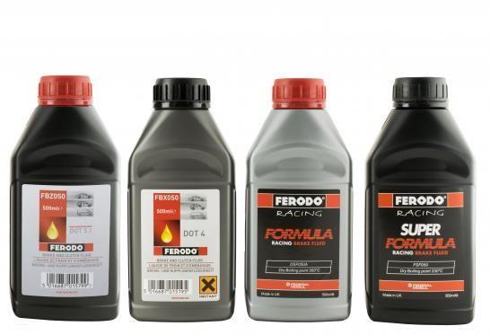Liquidi freno Ferodo Racing